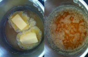 Homemade salted caramel sauce recipe
