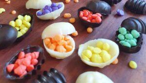 Mini Easter Eggs For Easter Egg Hunt
