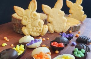 Filled Mini Easter Eggs For Easter Egg Hunt
