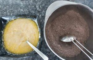 Eggless Banana Chocolate Muffins Recipe MomMadeMoments