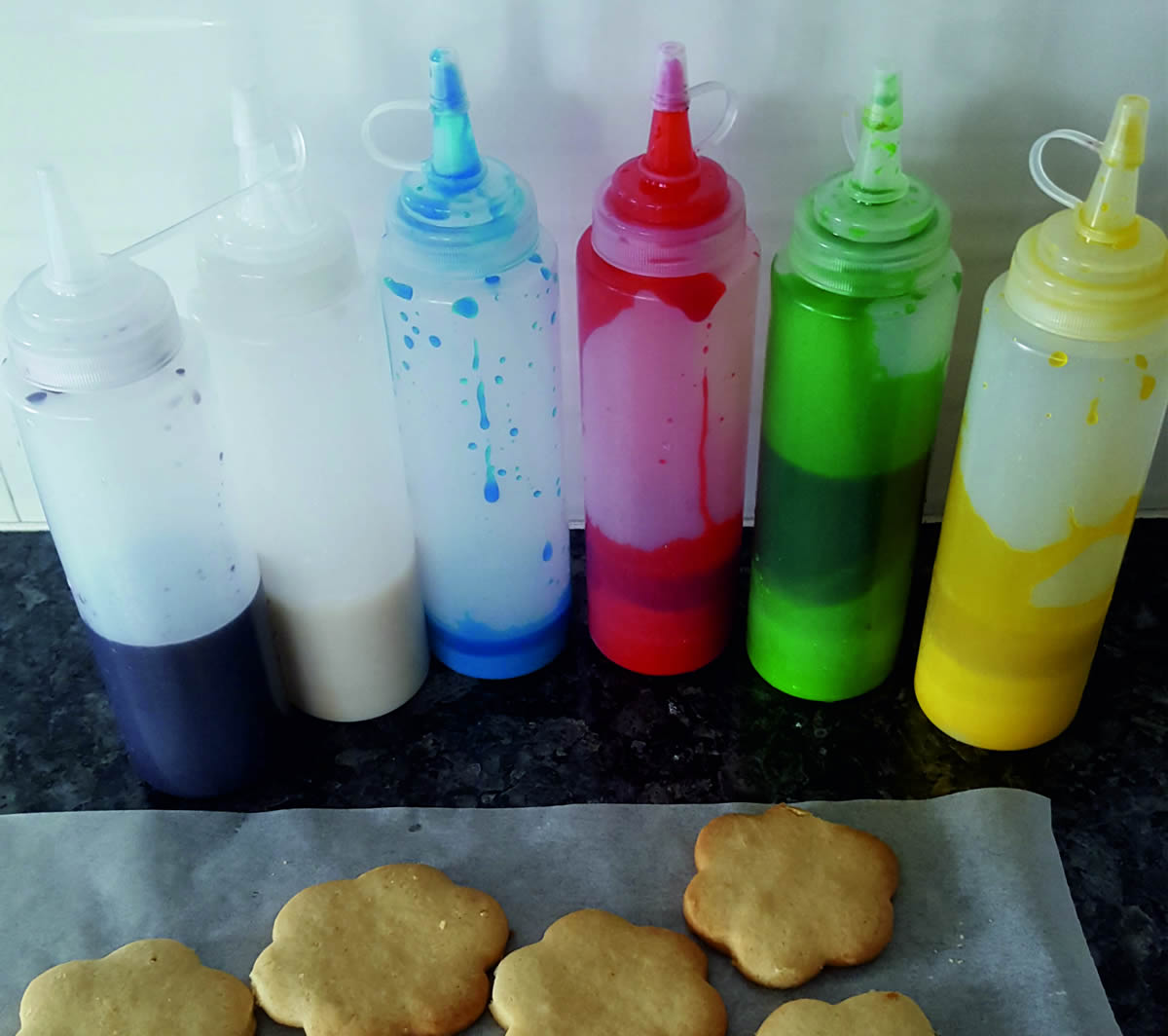 The easiest icing recipe for cookies