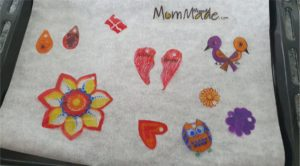How to use shrinking plastic MomMadeMoments