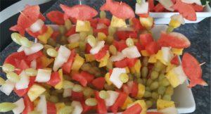 Moana Party Kakamora Fruit Spears