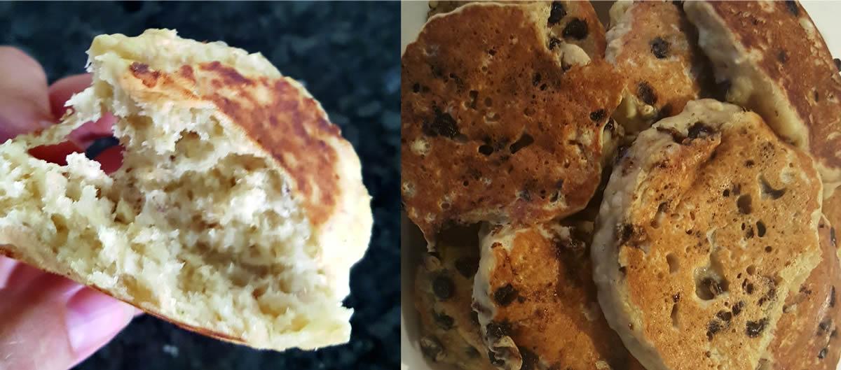 easy and quick banana pancake recipe
