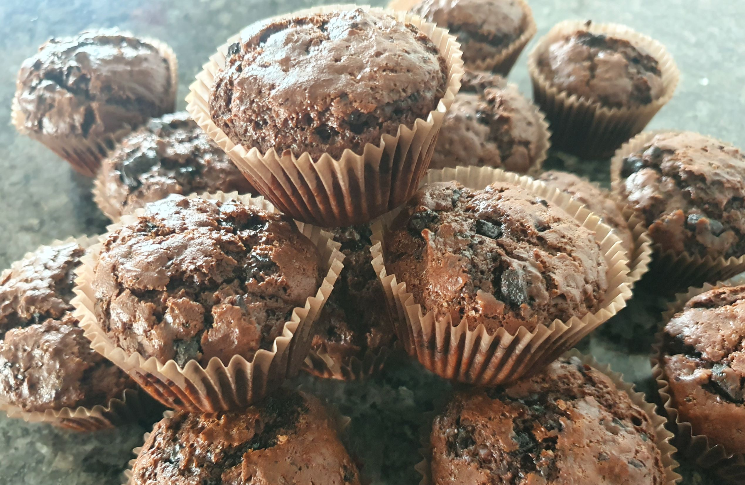 The best chocolate muffins for kids