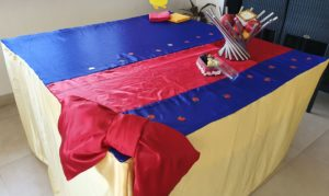 Snow White Party Decorations Snow White Dress Tablecloth