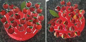 Snow White Themed Food Ideas Apple Lollipops