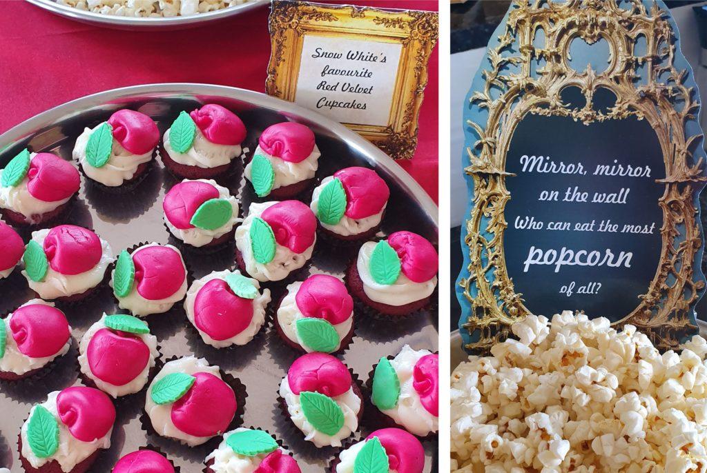 Snow White Themed Food Ideas