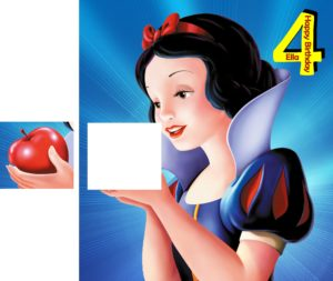 Snow White Pin The Apple Game