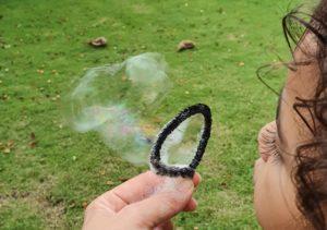 The BEST bubble mix for huge bubbles