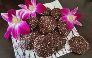 Vegan Double Chocolate Cookies Recipe