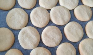easy shrewsbury eggless butter biscuits recipe