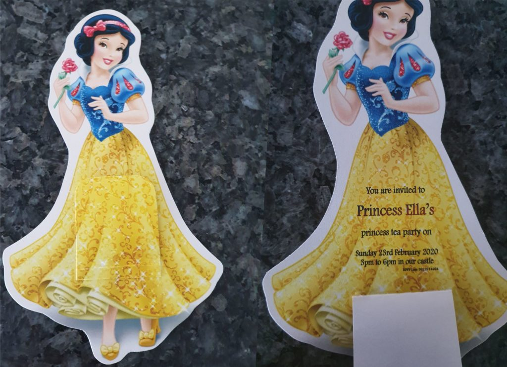 snow white party birthday invitation snowwhite mommademoments