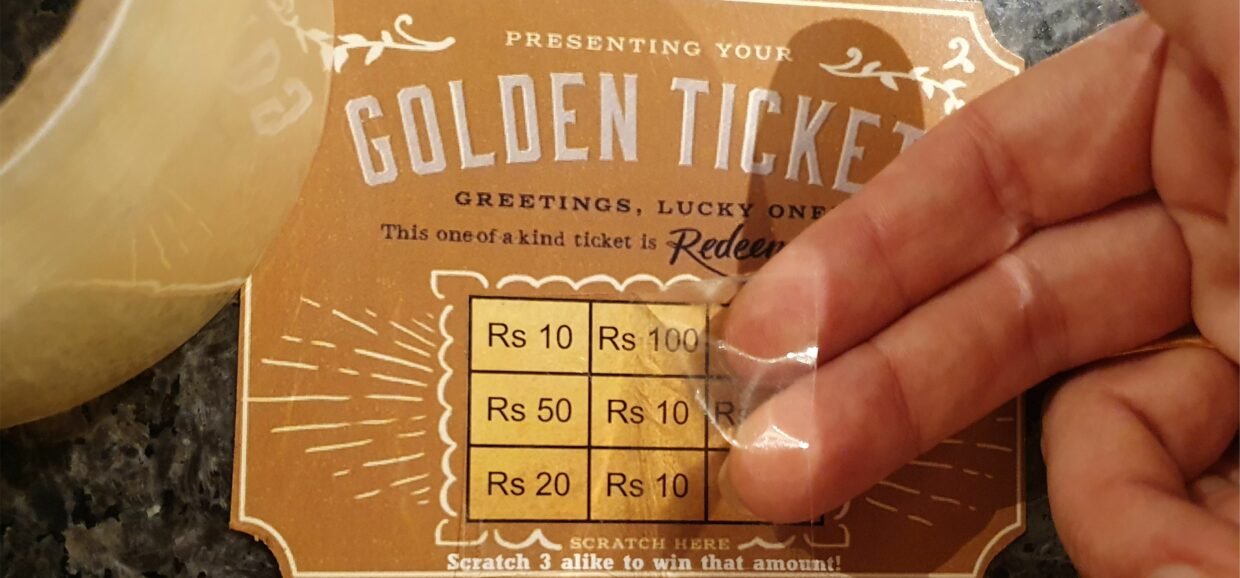 How to make your own scratch cards at home easy to do kids vouchers coupons gifts for kids