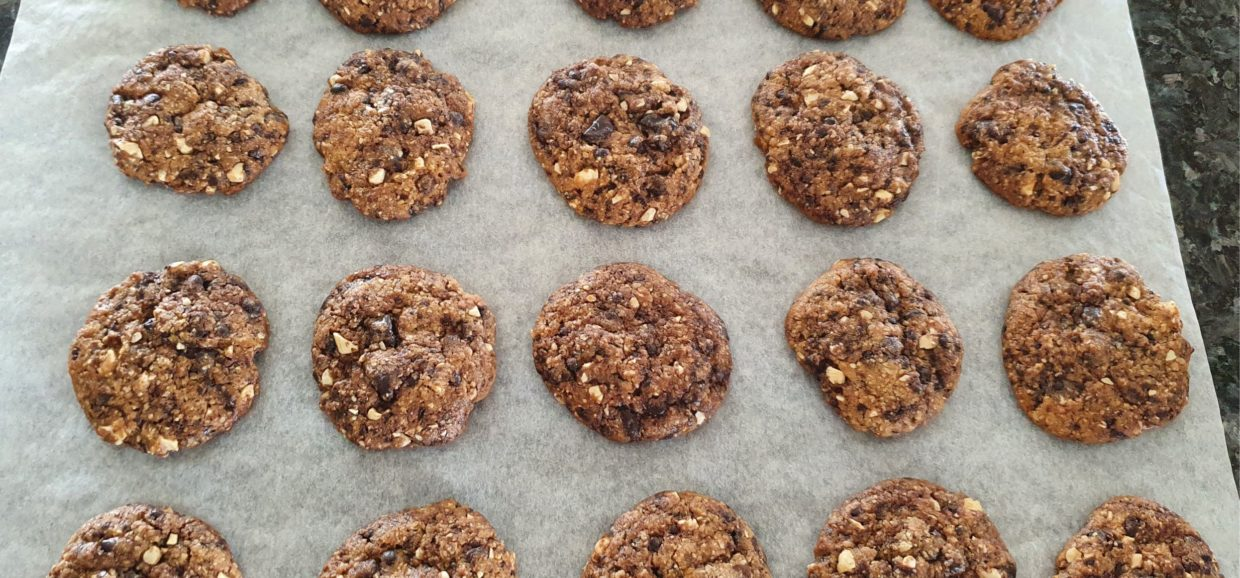 Oatmeal, Nut & Chocolate Cookies Neiman Marcus