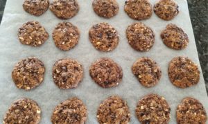 Oatmeal, Nut & Chocolate Cookies Neiman Marcus