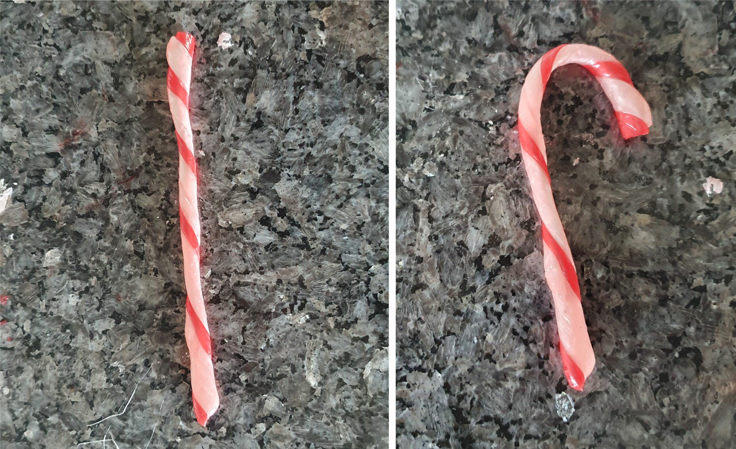 Homemade CandyCanes -make your own with just 5 ingredients, easy and tasty MomMadeMoments