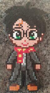 Harry Potter Perler Beads