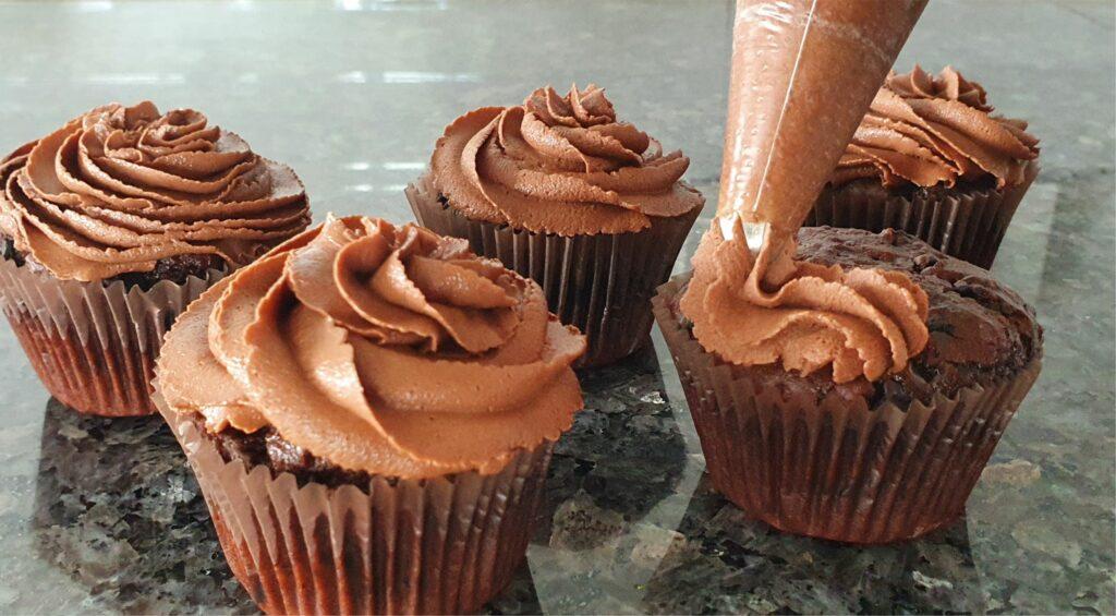 The BEST Chocolate Buttercream Recipe