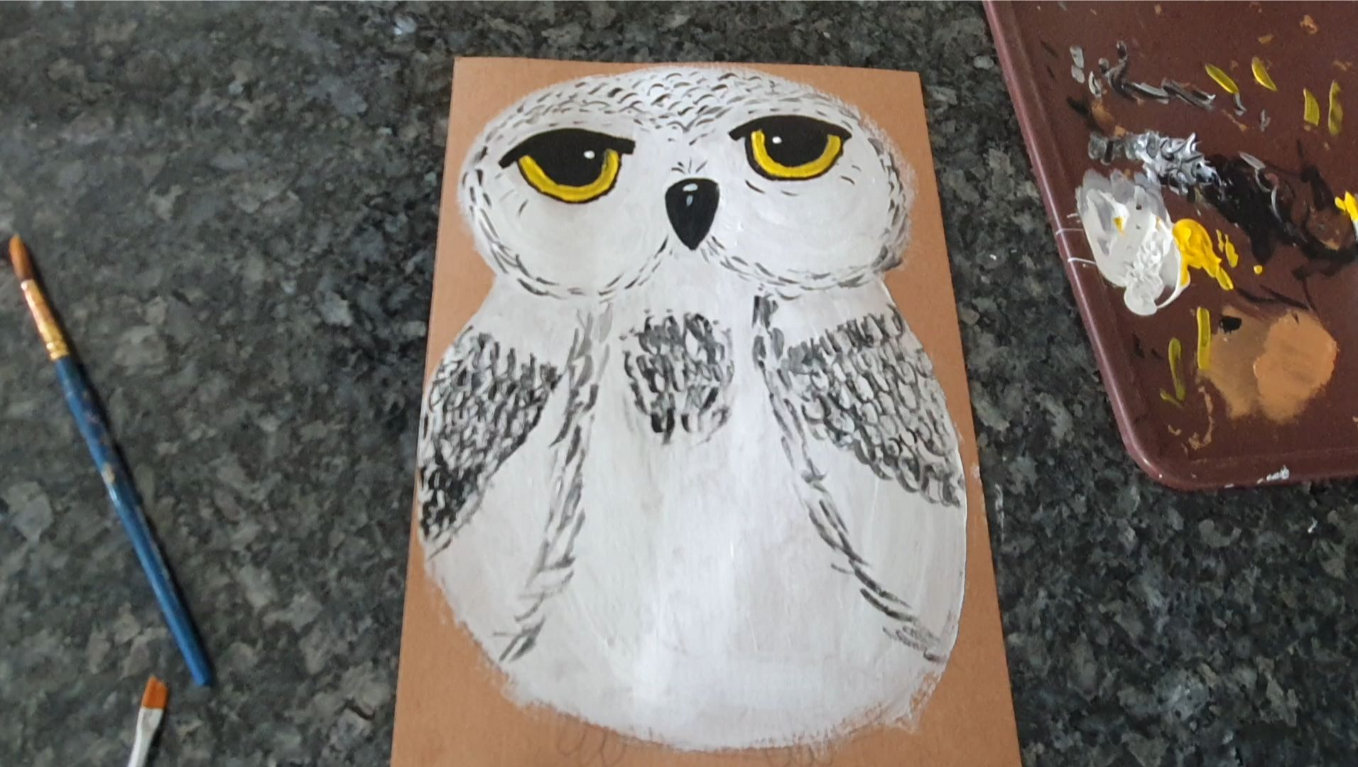 The ultimate Harry Potter Party Invitation Learn to draw Hedwig in 10 minutes