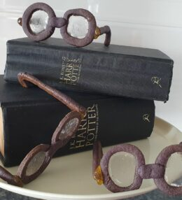 Harry Potter Cookie Glasses