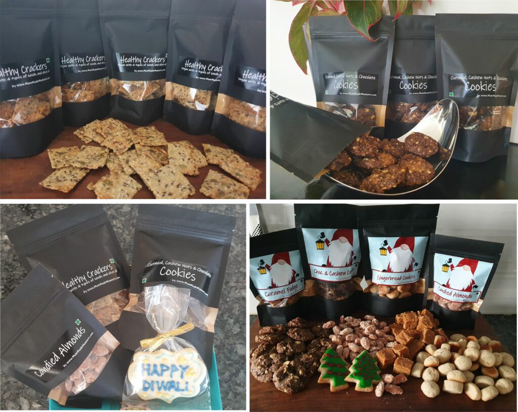 Packed crackers and cookies Panjim Goa