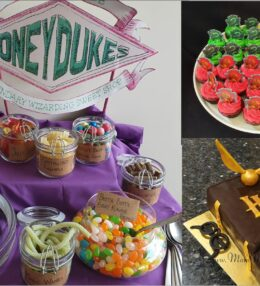 Harry Potter Themed Food