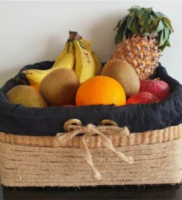 Best out of waste Basket