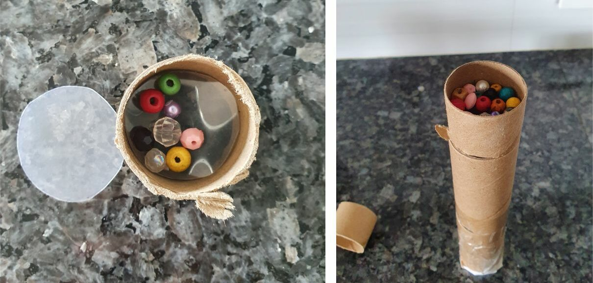 How to make a homemade Kaleidoscope MomMadeMoments