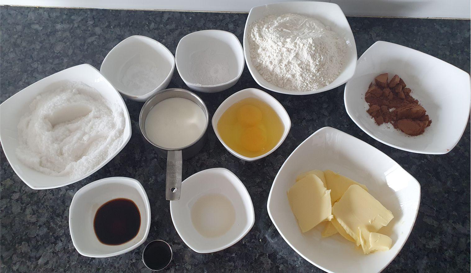 Red velvet Cupcakes easy recipe